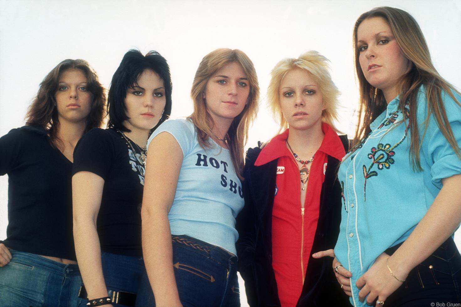1976. «The Runaways»