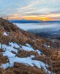 Горная степь на склонах Бештау
