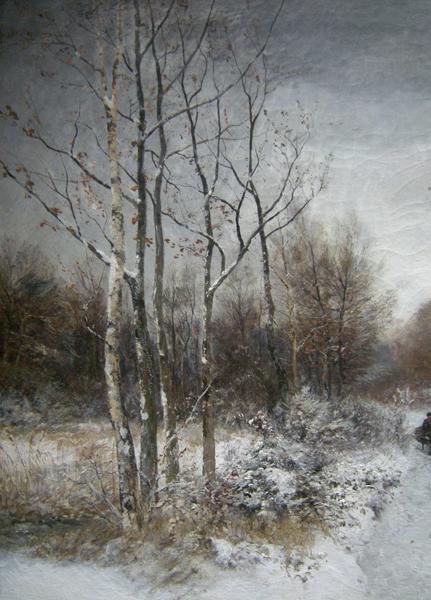 Пейзажи Адольф Густав Швейцер - Adolf Gustav Schweitzer