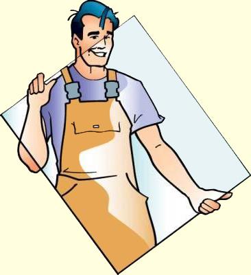 День работника стекольной промышленности. Мастер со стеклом