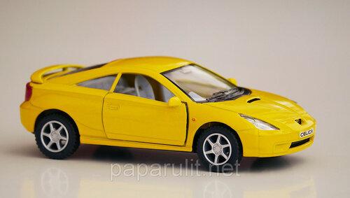 Kinsmart Toyota Celica
