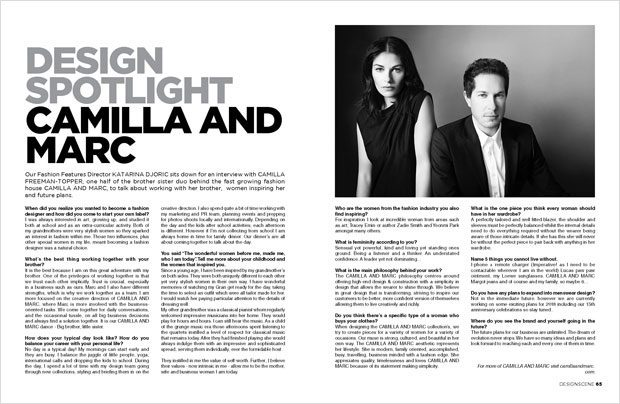 DESIGN SCENE MAGAZINE ISSUE 021 IS OUT NOW!