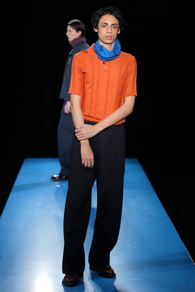 PFW: MACKINTOSH Fall Winter 2018.19 Menswear Collection