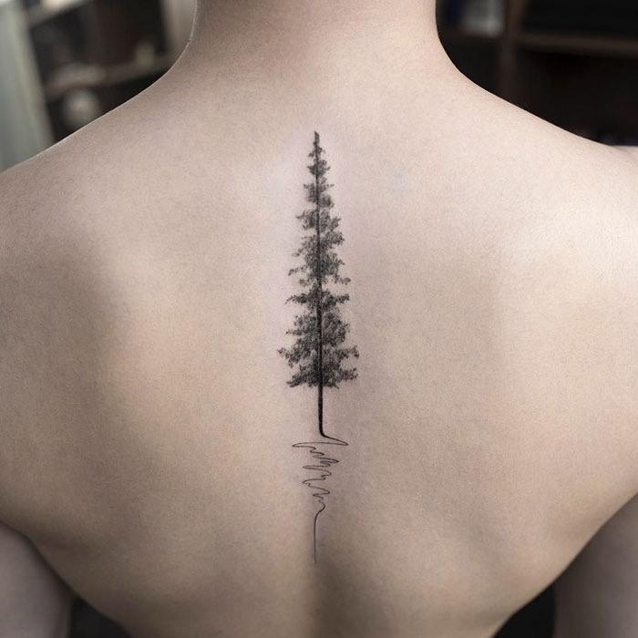 A delicadeza nas tatuagens do artista Sul Coreano Hongdam (19 pics)
