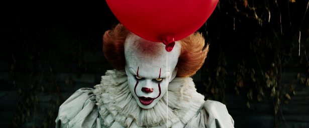 It (2017): Evil clown