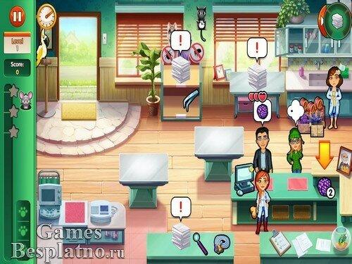 Dr. Cares 2: Amys Pet Clinic. Platinum Edition (русская версия)