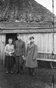 Франц Грассер и молодая пара