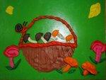 Макурин Артем (рук. Томилова Мария Юрьевна) - Грибное лукошко