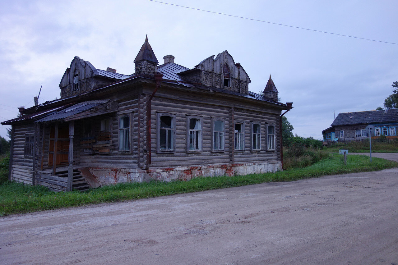 село Волокославинское