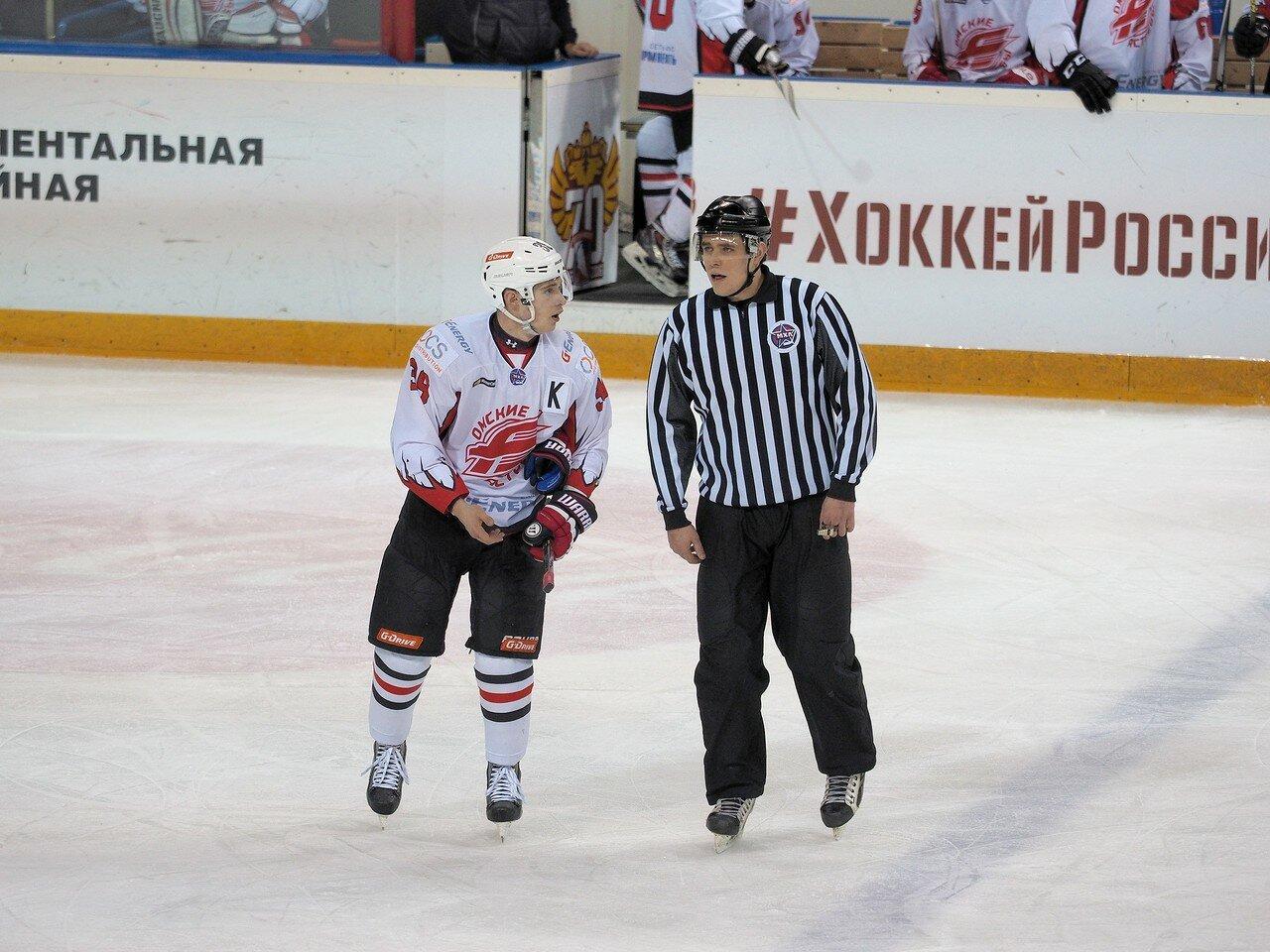 92Стальные Лисы - Омские Ястребы 13.12.2016