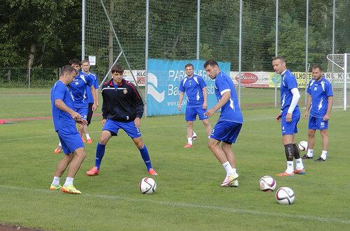 Сборная Молдовы по футболу посетит Италию