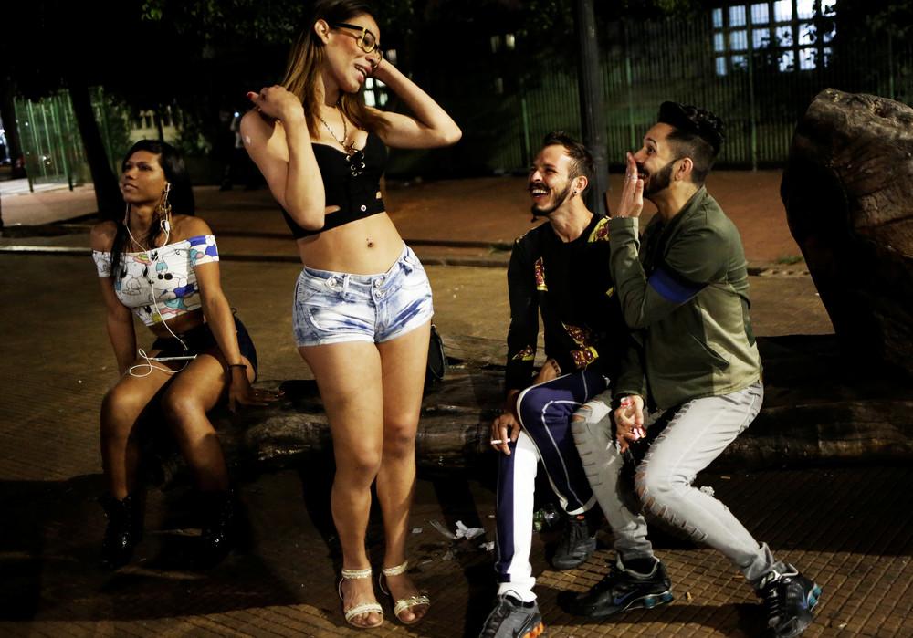 Секс меньшинств бразилия