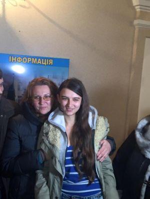 Из-под стражи освобожден первого кировоградского активиста ПС!