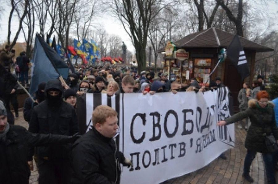 12 января - День украинского политзаключенного