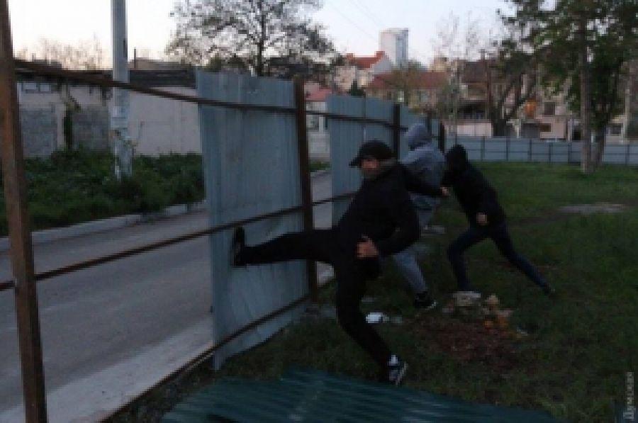 """Одесский """"ПС"""" помог одесситам в борьбе с незаконной застройкой"""