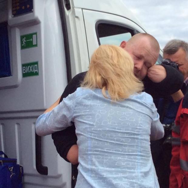 История Володи Жемчугова - это история о том, как сильно можно ждать любимого мужа, - журналисты (фото, видео)