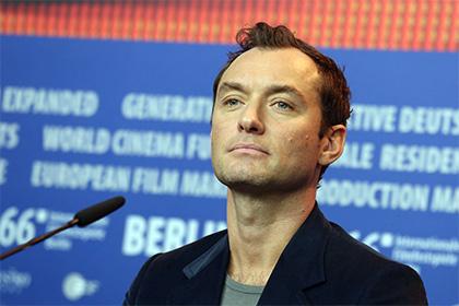 Джуд Лоу отказался исполнить роль Супермена из-за неудачного костюма