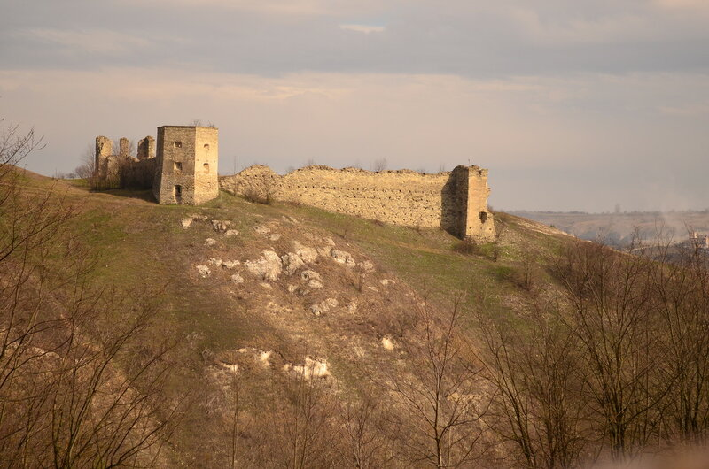 Кудринецкий замок