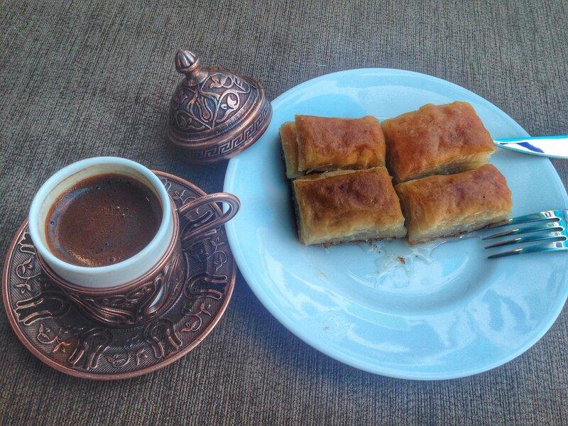Турецкий ресторан в Будве
