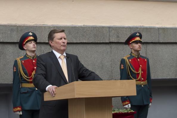 20160616-Памятную доску Карлу Маннергейму открыли в Санкт-Петербурге-pic2