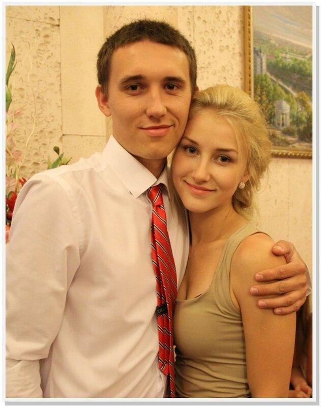 Карповы Анастасия и Александр