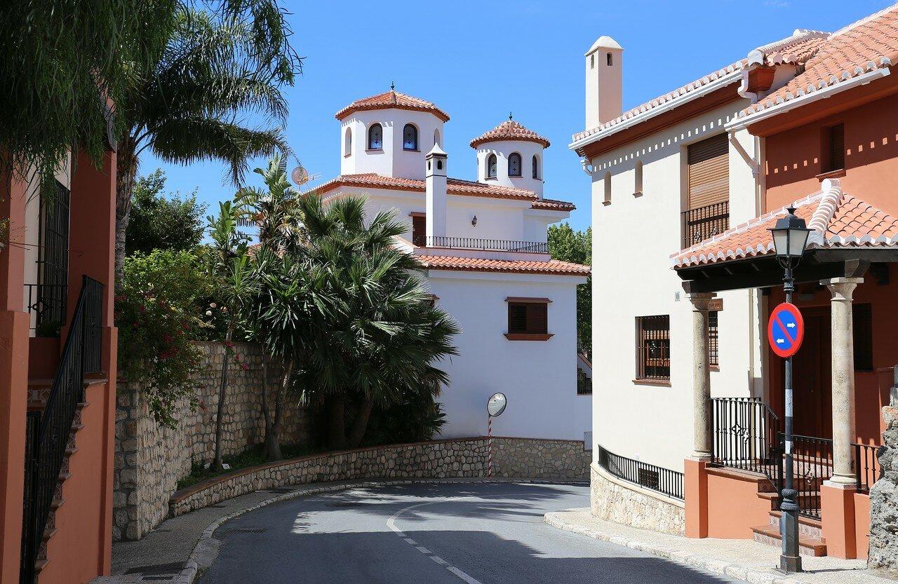 Велес-де-Бенаудалья. Источник (El Nacimiento)