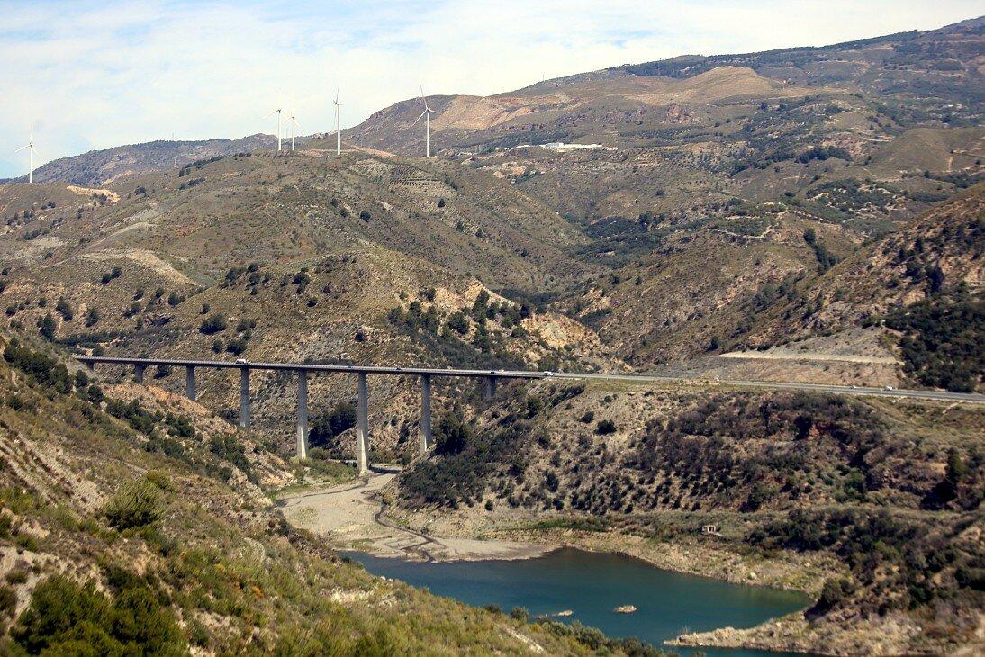 Пейзажи Андалусии. Сьерра-Невада