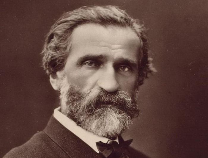 Однажды в гости к композитору, который проводил лето на вилле в Монтекатини, приехал приятель. И обн