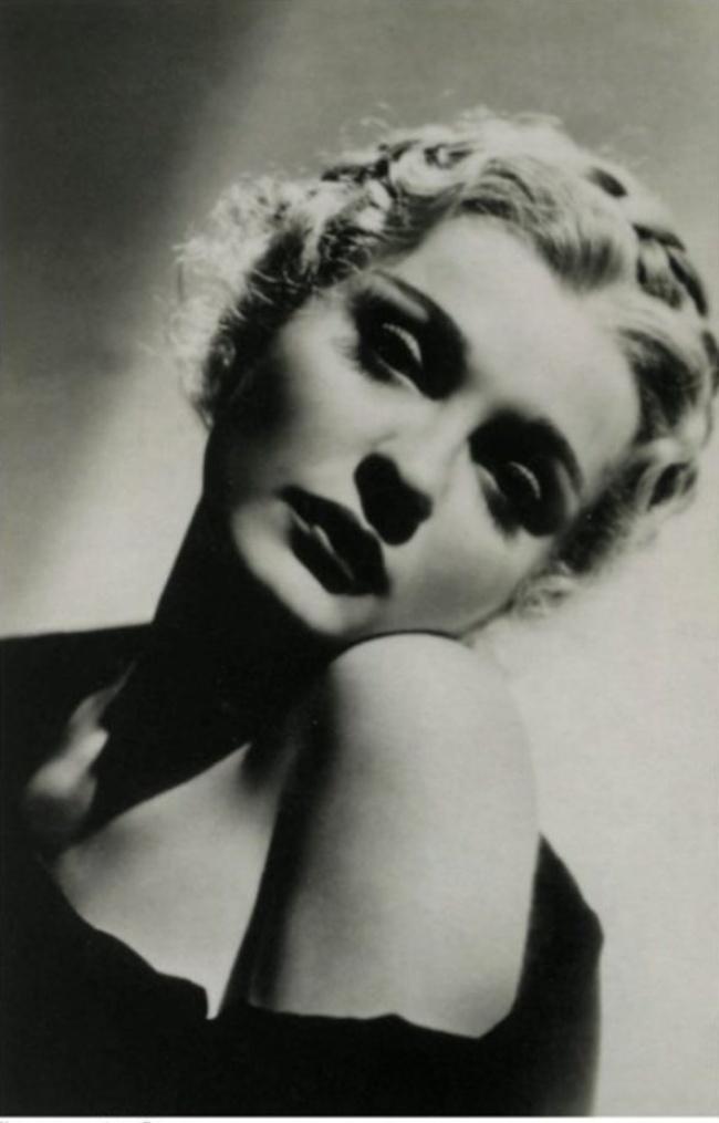 17. Анна Стен, Голливуд, 1932.