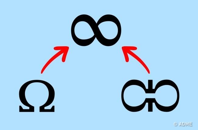 Впервые символ бесконечности был использован математиком Джоном Валлисом в1655году. Никто незнает