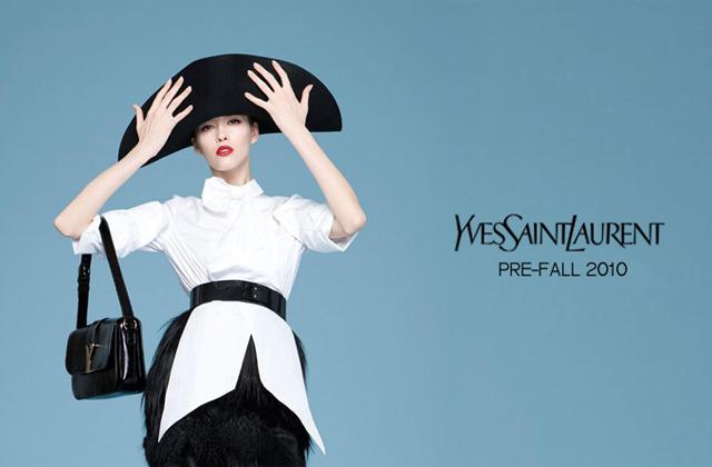 Ив Сен Лоран обладал безошибочной модной интуицией и стал главой модного дома Christian Dior в 21 го
