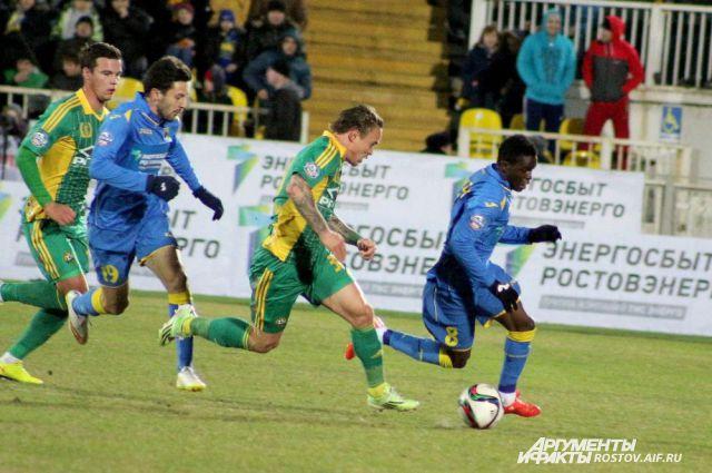 ФК «Кубань» подаст протест из-за незасчитанного гола