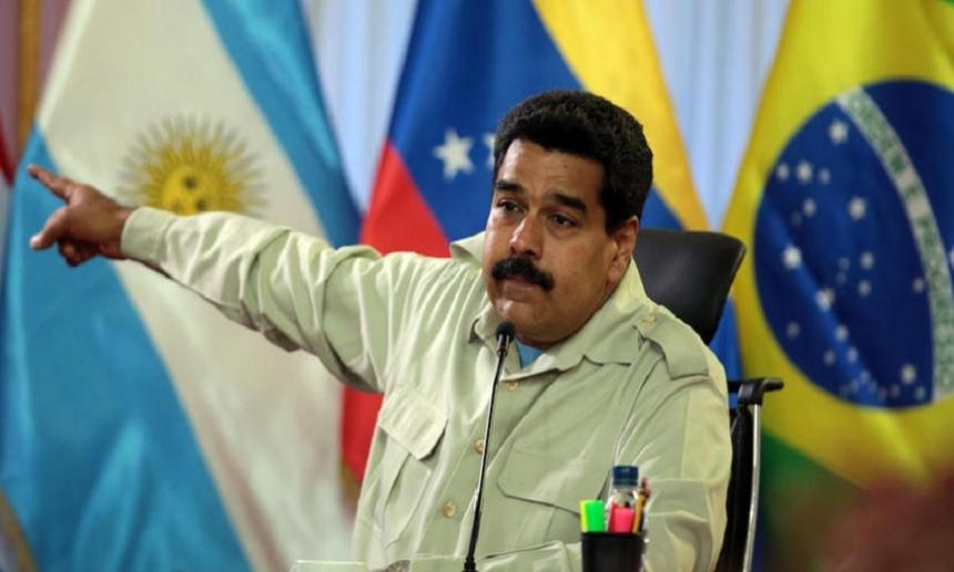 Мадуро: Цены нанефть вскором времени будут заморожены