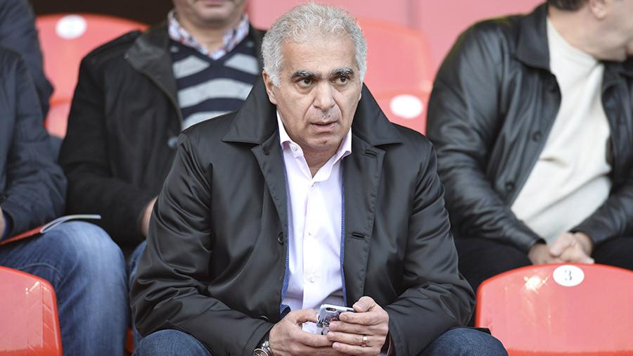 Аджоев: «Арсенал» неопределился сновым тренером, кандидатов много
