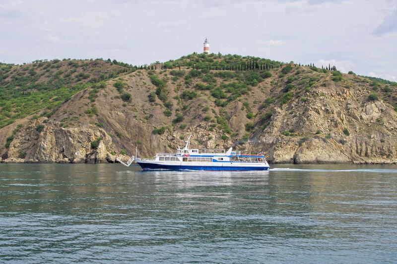 Алуштинский маяк