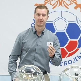 Сидоровский Александр Сергеевич - административный директор Академии «Динамо»
