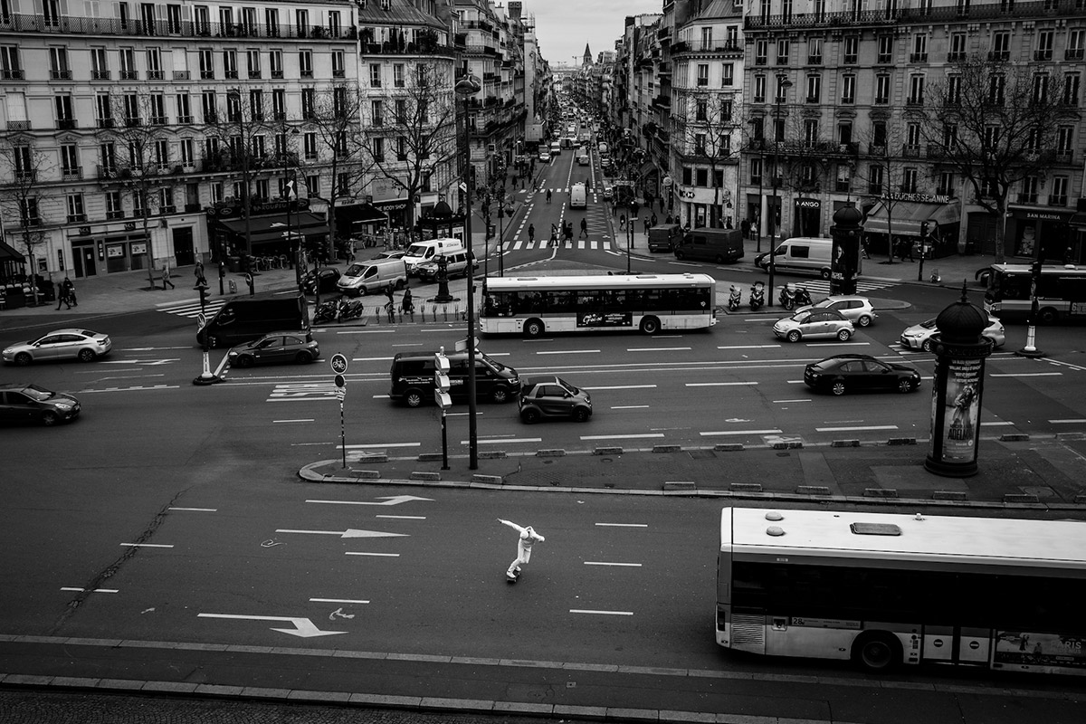 Poetics Photographs in Paris by Luke Paige
