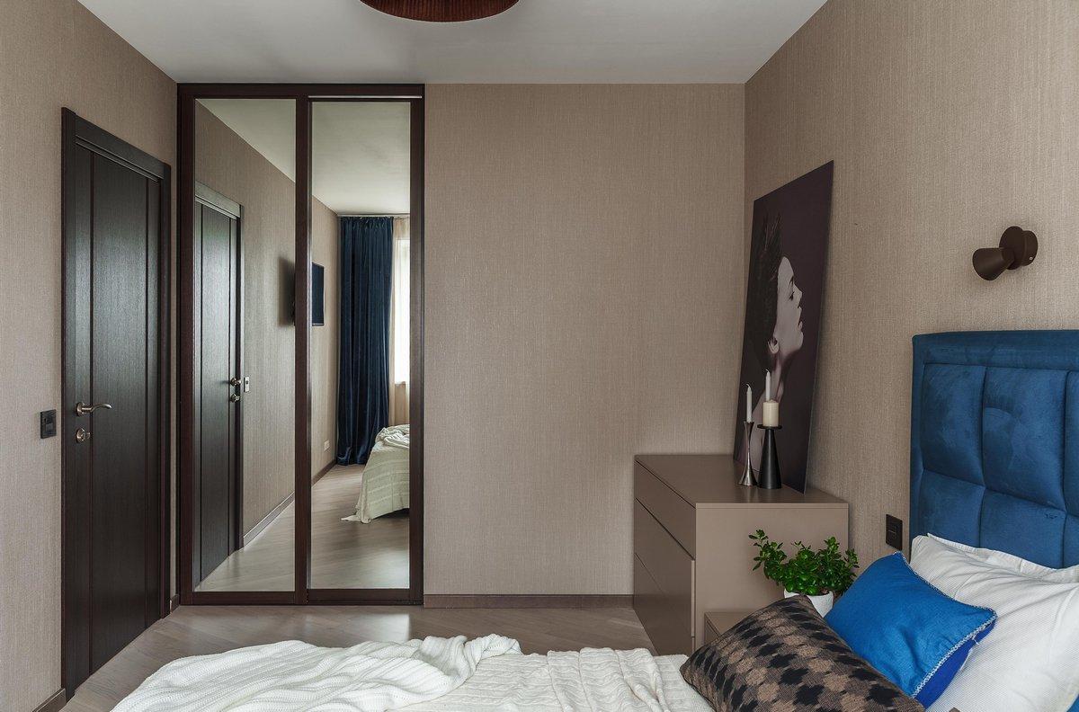Квартира в Москве от SunWaveStudio