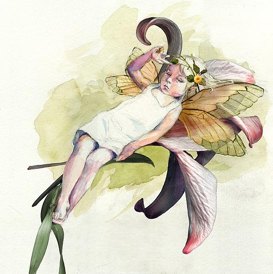 Creative Illustrations by Beatriz Martin Vidal