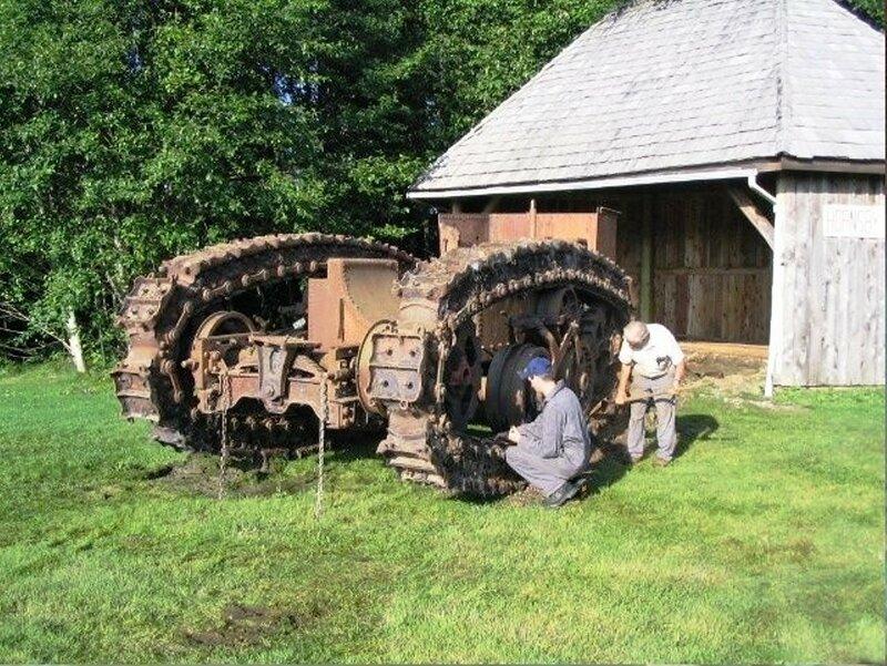 Паровой трактор Хорнсби, 21 век. 02jpg.jpg