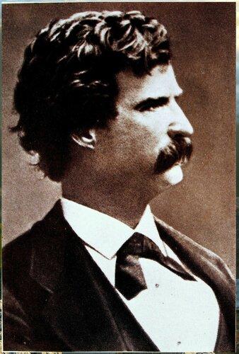 Марк Твен. Mark Twain young.jpg