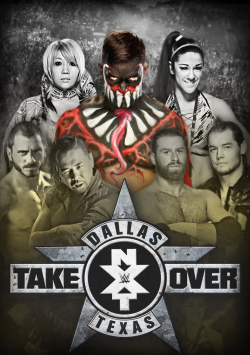 Post image of NXT Takeover: Dallas