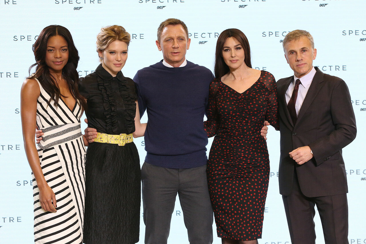 """The launch of the new James Bond film, """"Spectre"""" - Arrivals"""