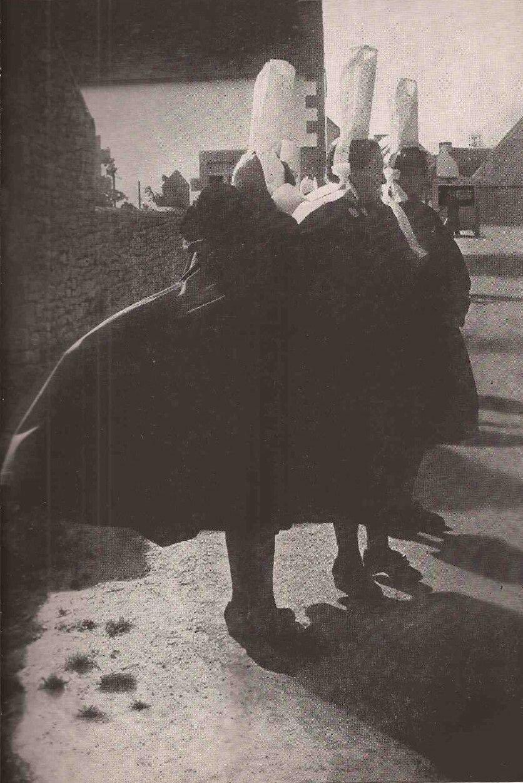 1955. Бигудены Бретани