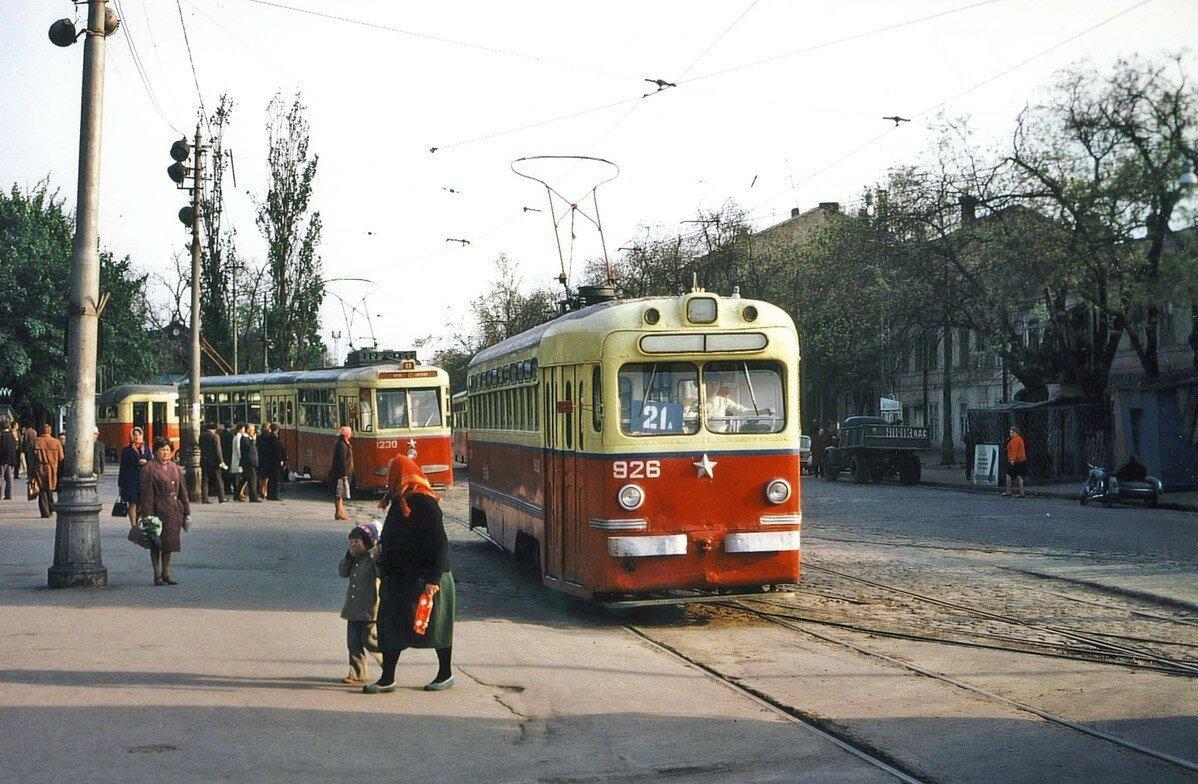 Молдаванка, Степовая улица