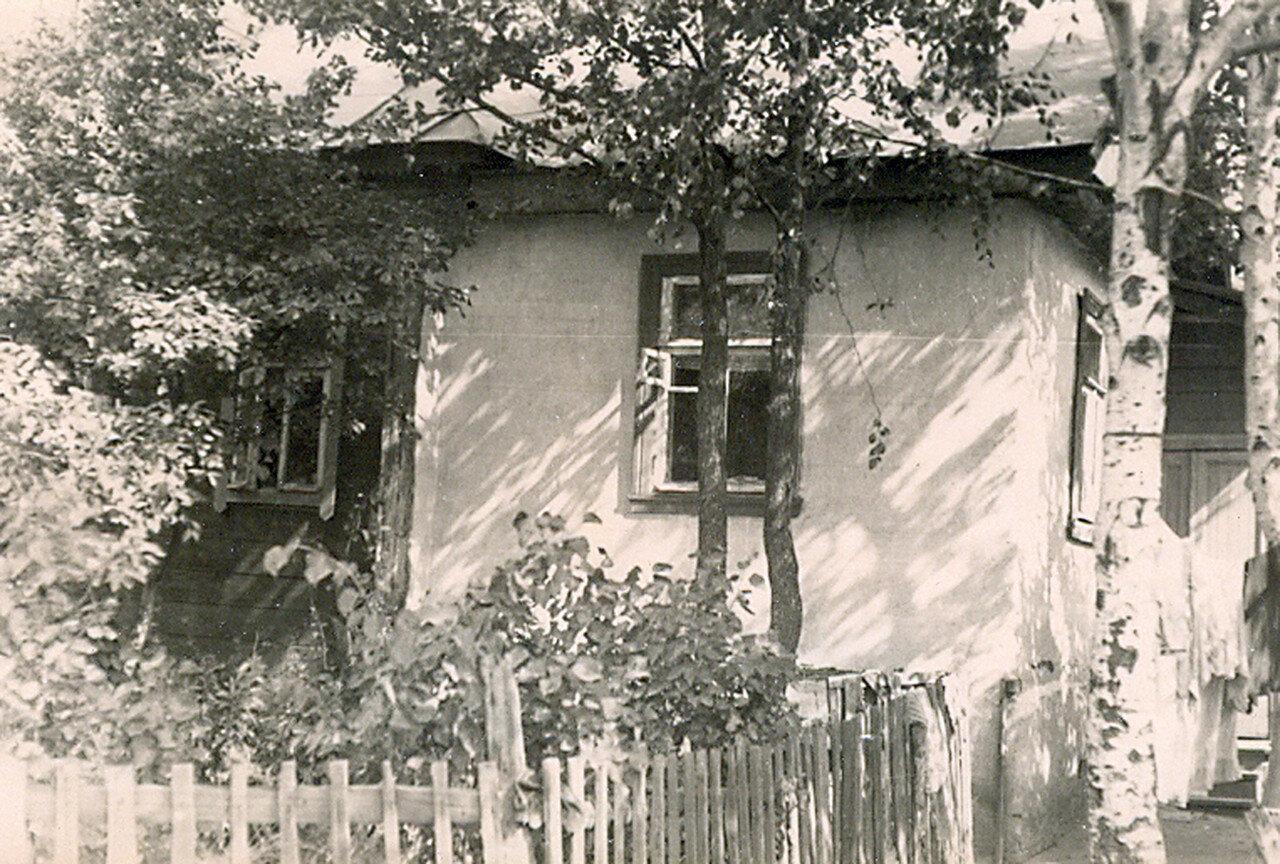 1950-е. 2-й проспект Новогиреево
