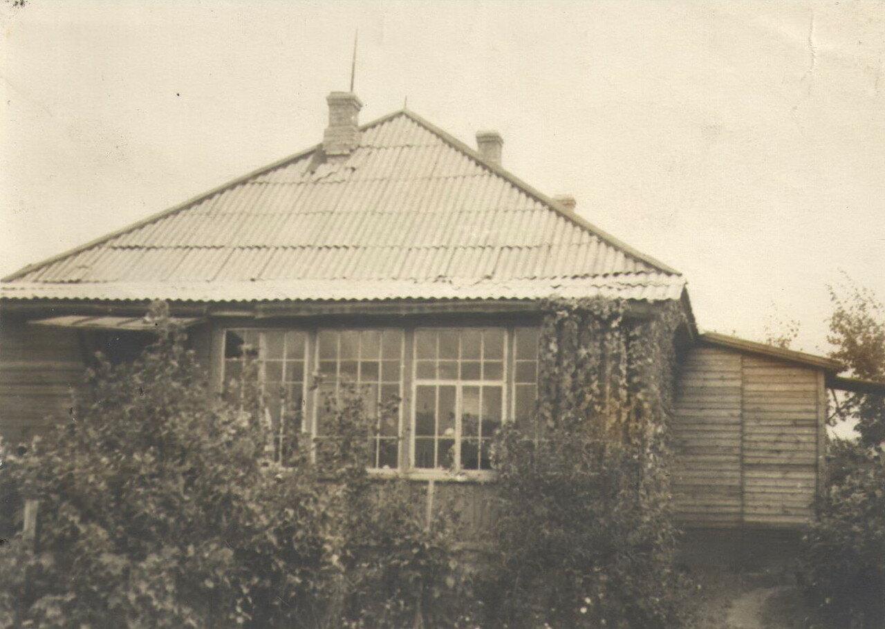 1950-е. Дом № 12 по улице Коммунистическая