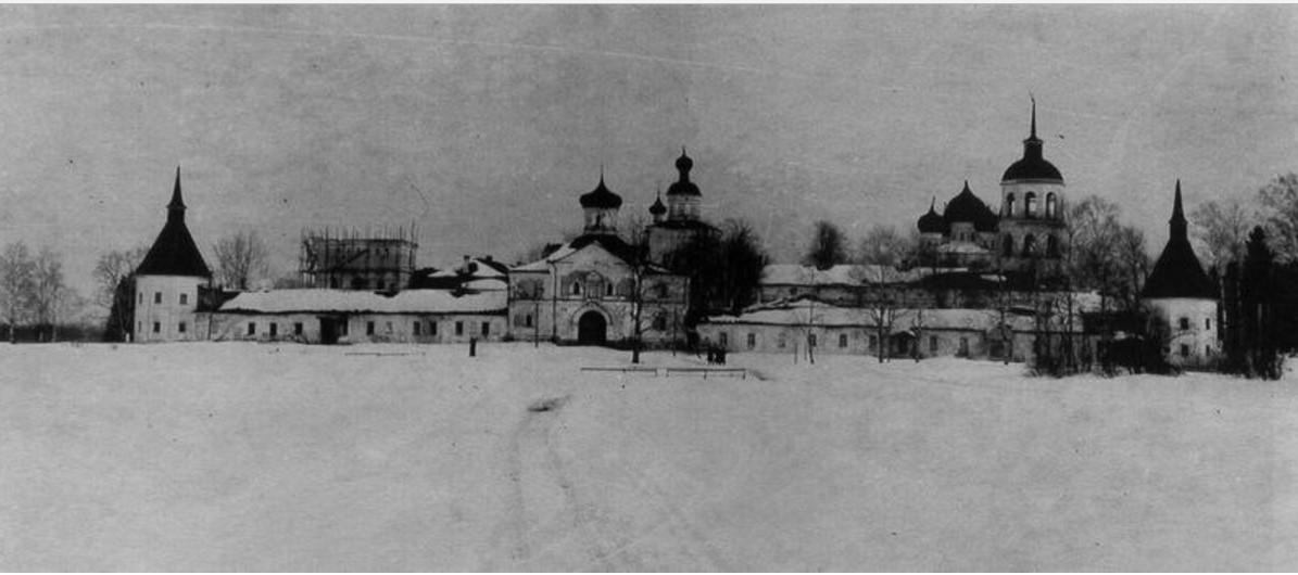 Советский период. 1960. Зимний вид