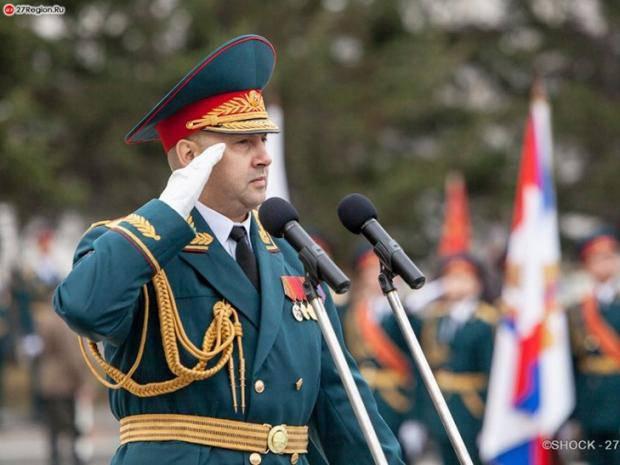 """Стало известно имя генерала, по чьей команде """"русский мир"""" на Донбасс принесли бурятские танкисты (фото)"""