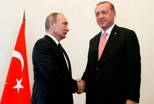 """Временная ремиссия: """"Он не может простить турецкого президента за нож в спину"""" - российский политолог о том, почему """"помирились"""" Путин и Эрдоган"""